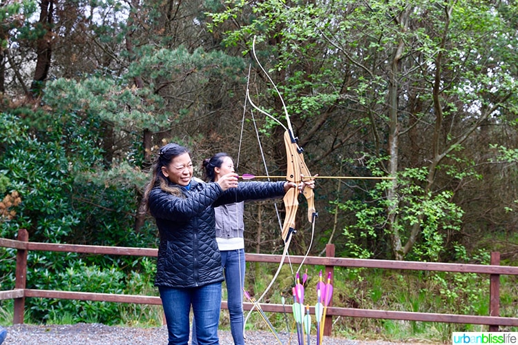 Delphi Mountain Archery