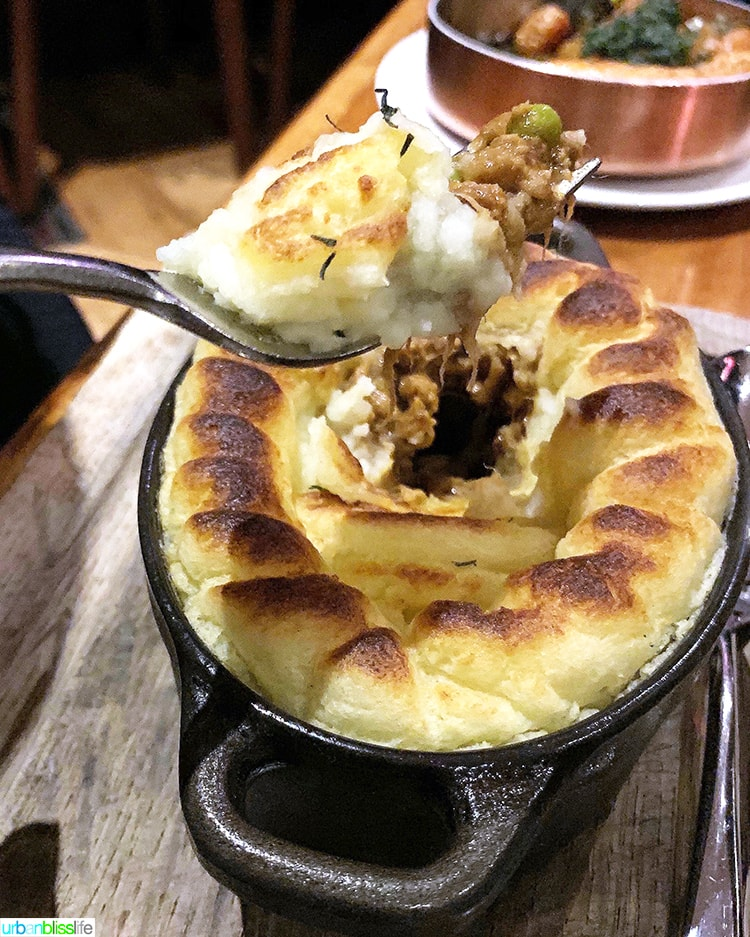 Pigs Ear Dublin Shepherd's Pie