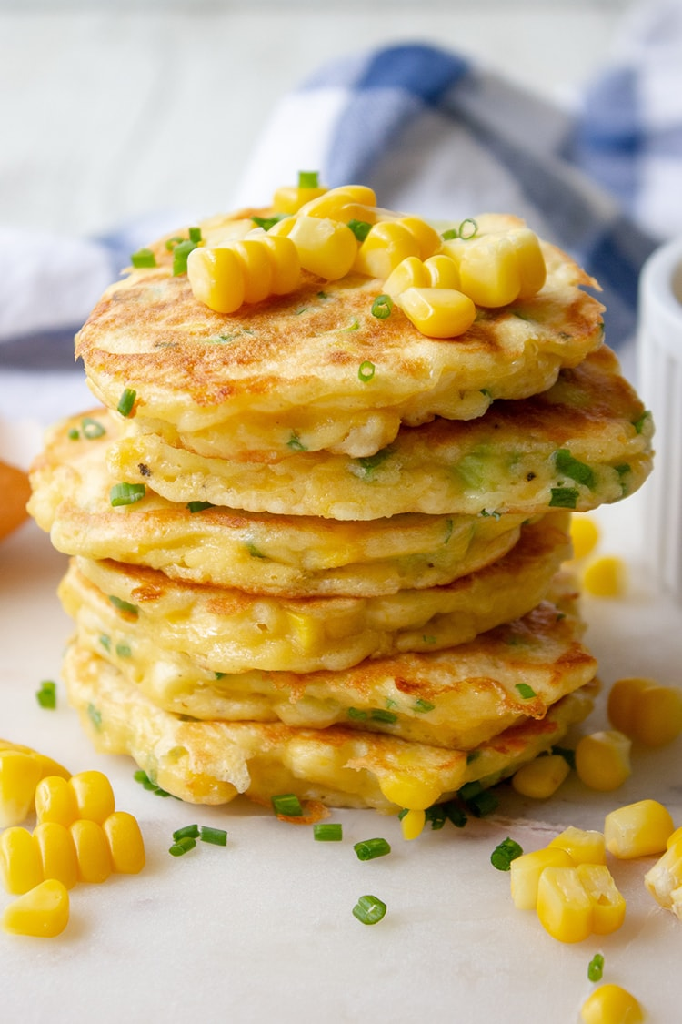 Simple Corn Fritters Family-Friendly 30-Minute Meals