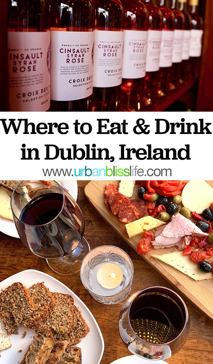Where to Eat in Dublin