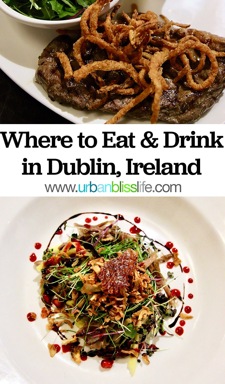 Where to Eat in Dublin Fire Restaurant