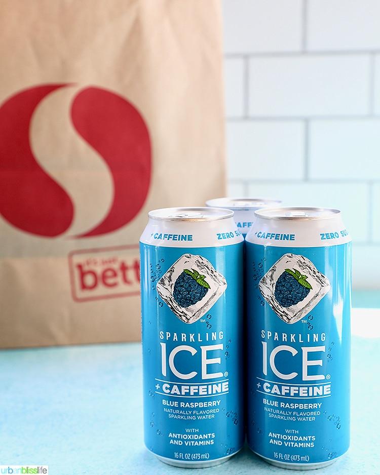 Sparkling Ice Caffeine Safeway to beat the mid-day slump