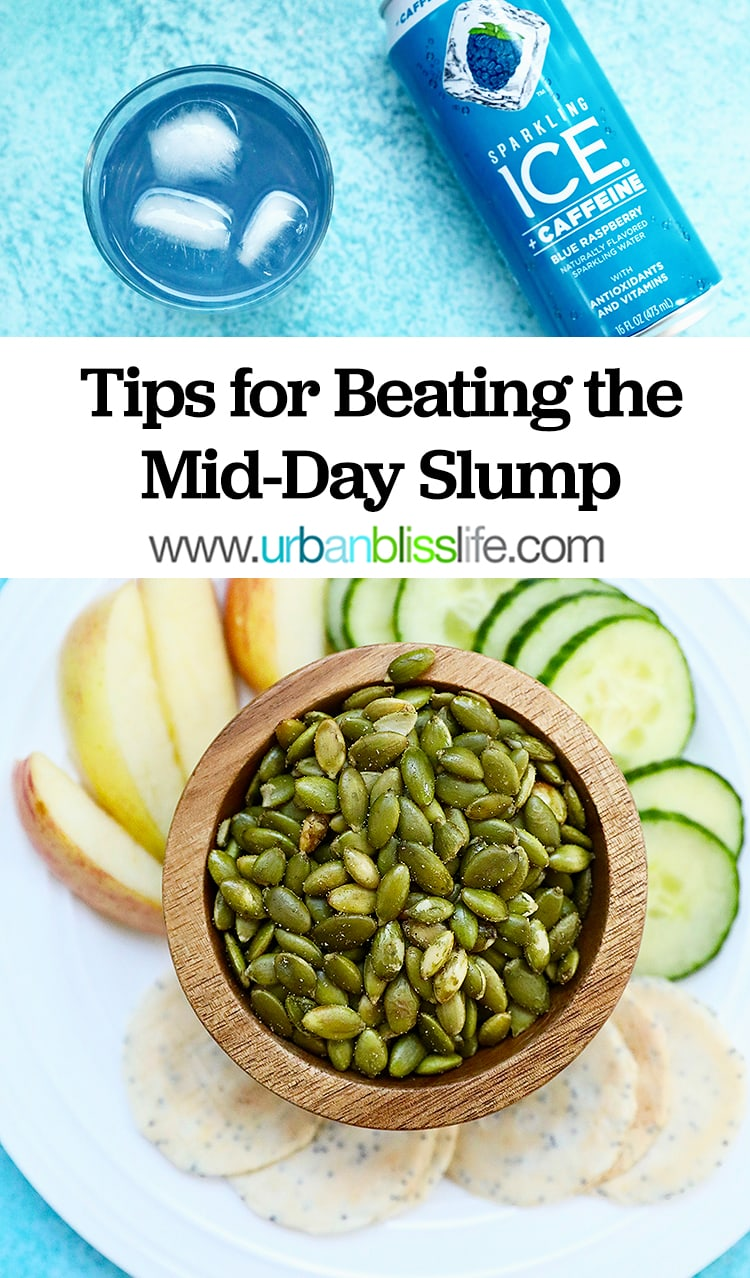 Tips to help beat the Mid-Day Slump