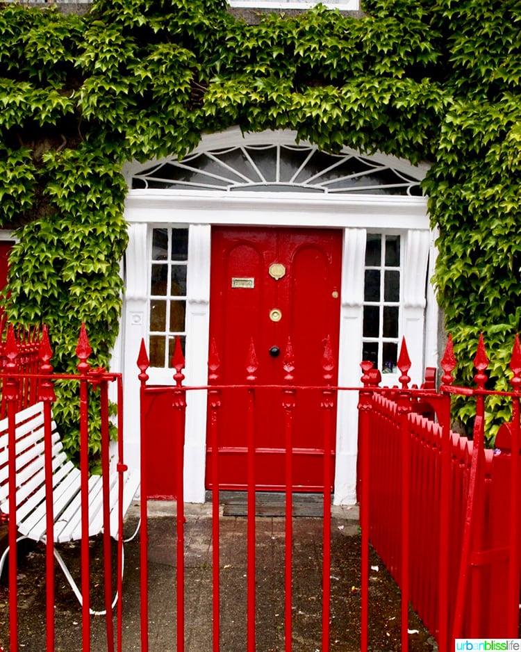 Westport Red Door House