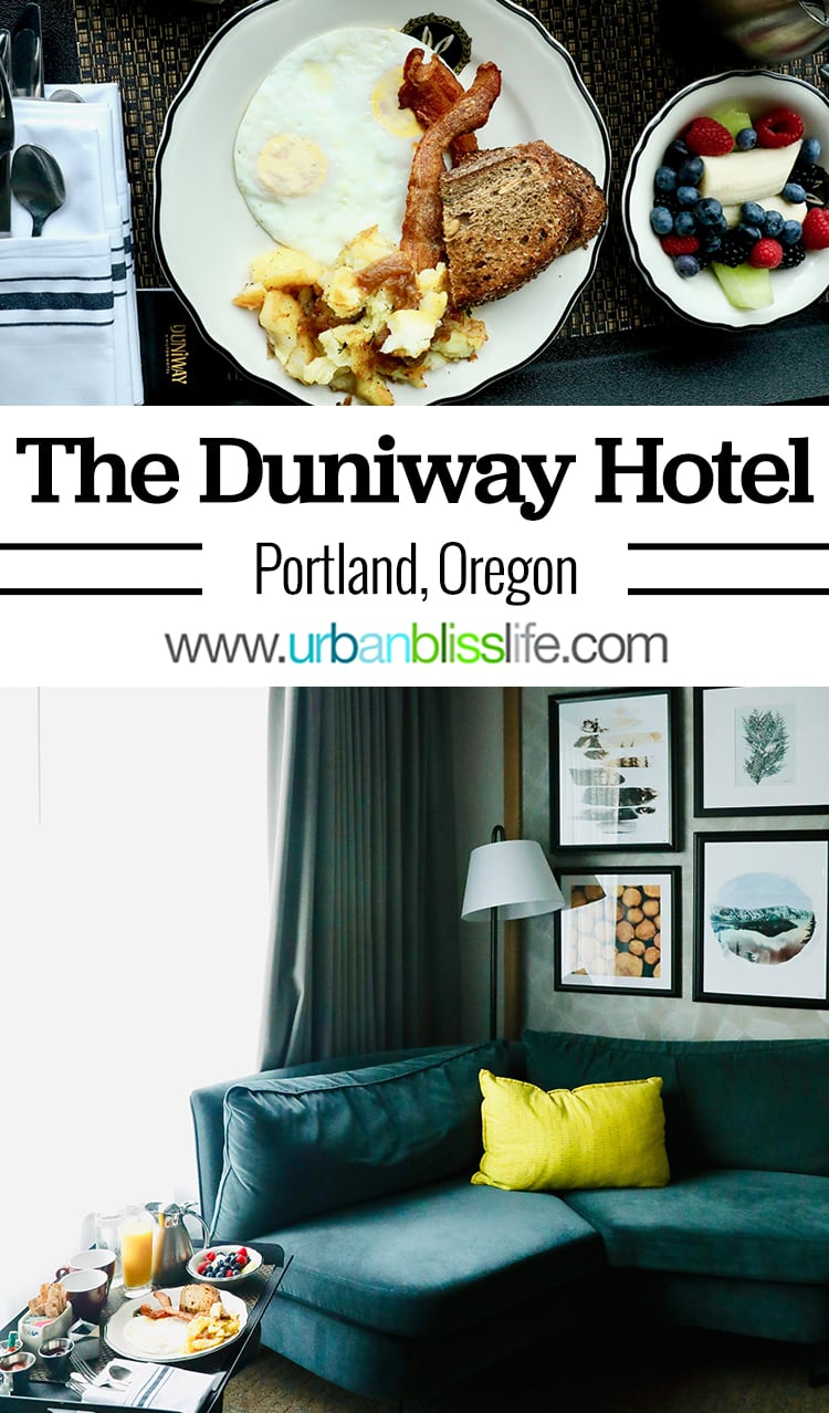 The Duniway Hotel