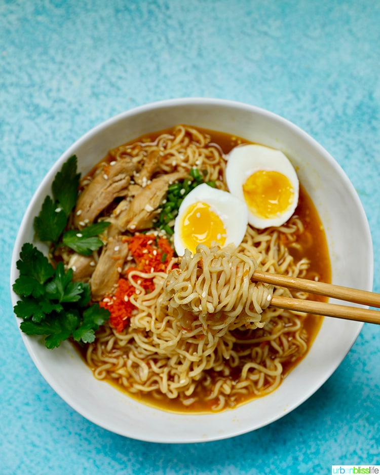 Easy, Unfussy Homemade Ramen - Urban