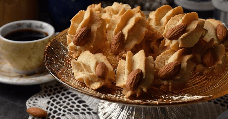 Italian Almond Cookies [A Big Batch Recipe]
