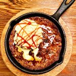 cookie skillet at True Kitchen and bar Roseburg restaurant