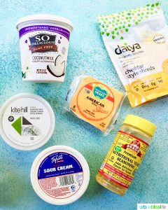 best dairy free products