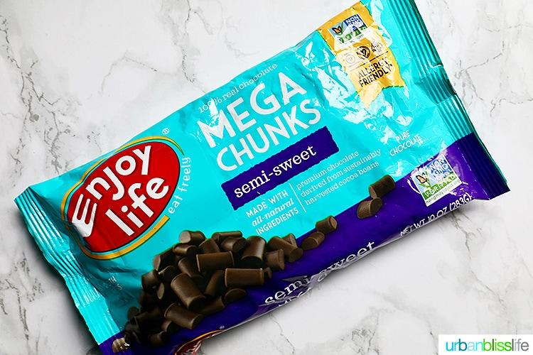 Enjoy Life dairy-free chocolate baking chips