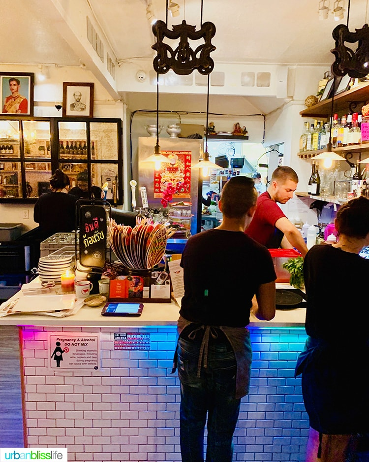 Farmhouse Thai Kitchen Bar