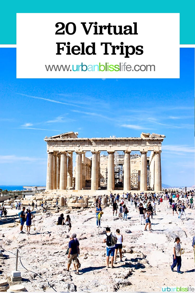 20 virtual field trips: acropolis