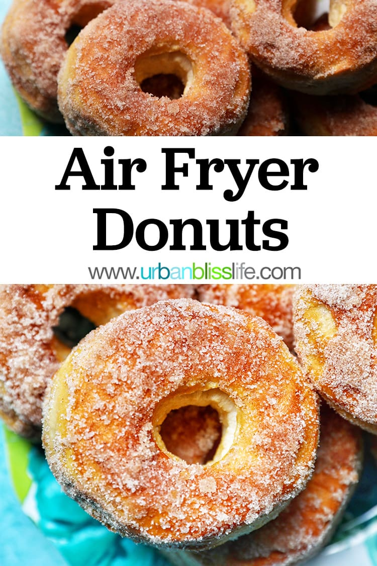 air fryer donuts