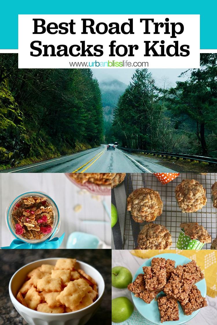 best road trip snacks