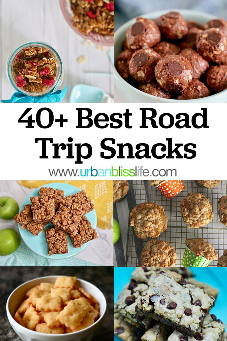 best road trip snacks for kids and families
