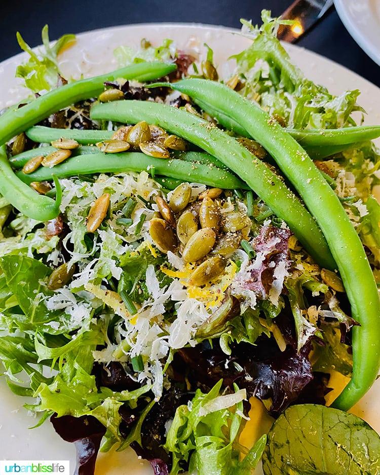 Carina Lounge salad