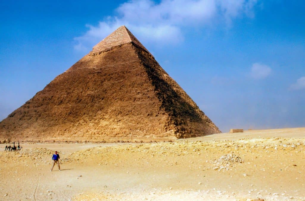 virtual field trips: great pyramids