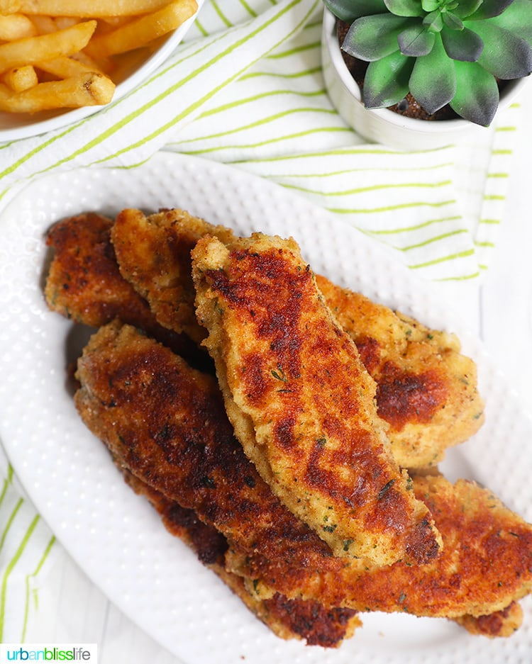 Breaded Chicken Tenders