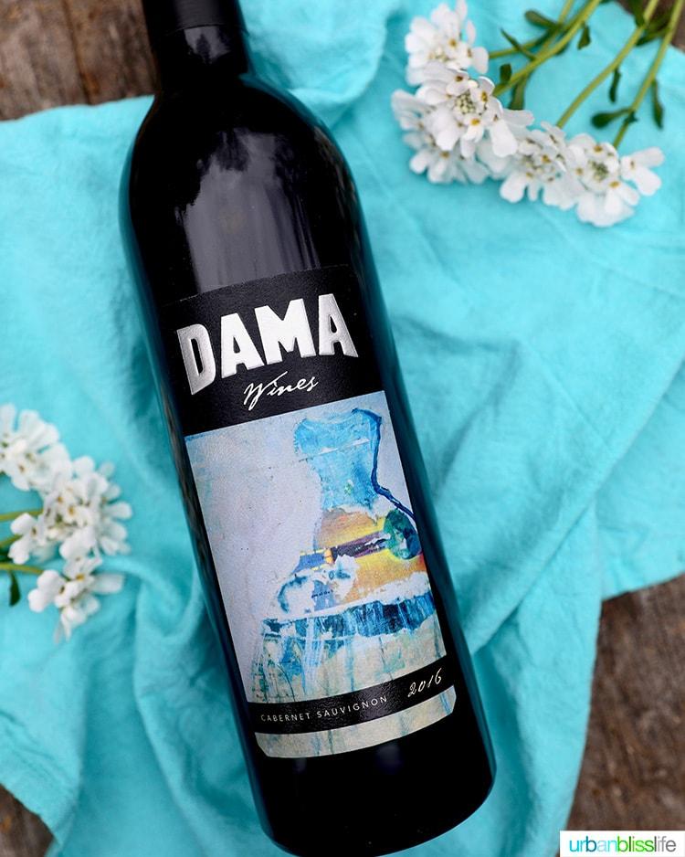 Dama wines cabernet sauvignon