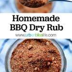 best BBQ rub & bbq seasoning recipe