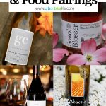 summer wine and food pairings 2020
