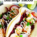Easy Shrimp Tacos