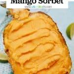 pineapple mango sorbet recipe