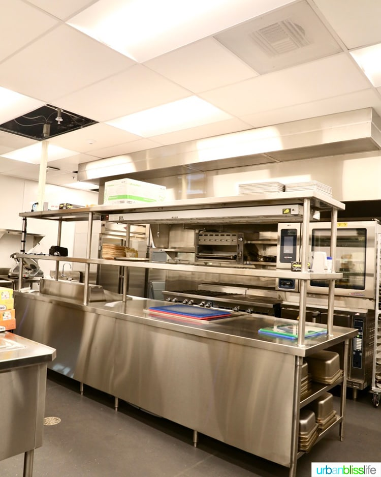 Stoller full kitchen
