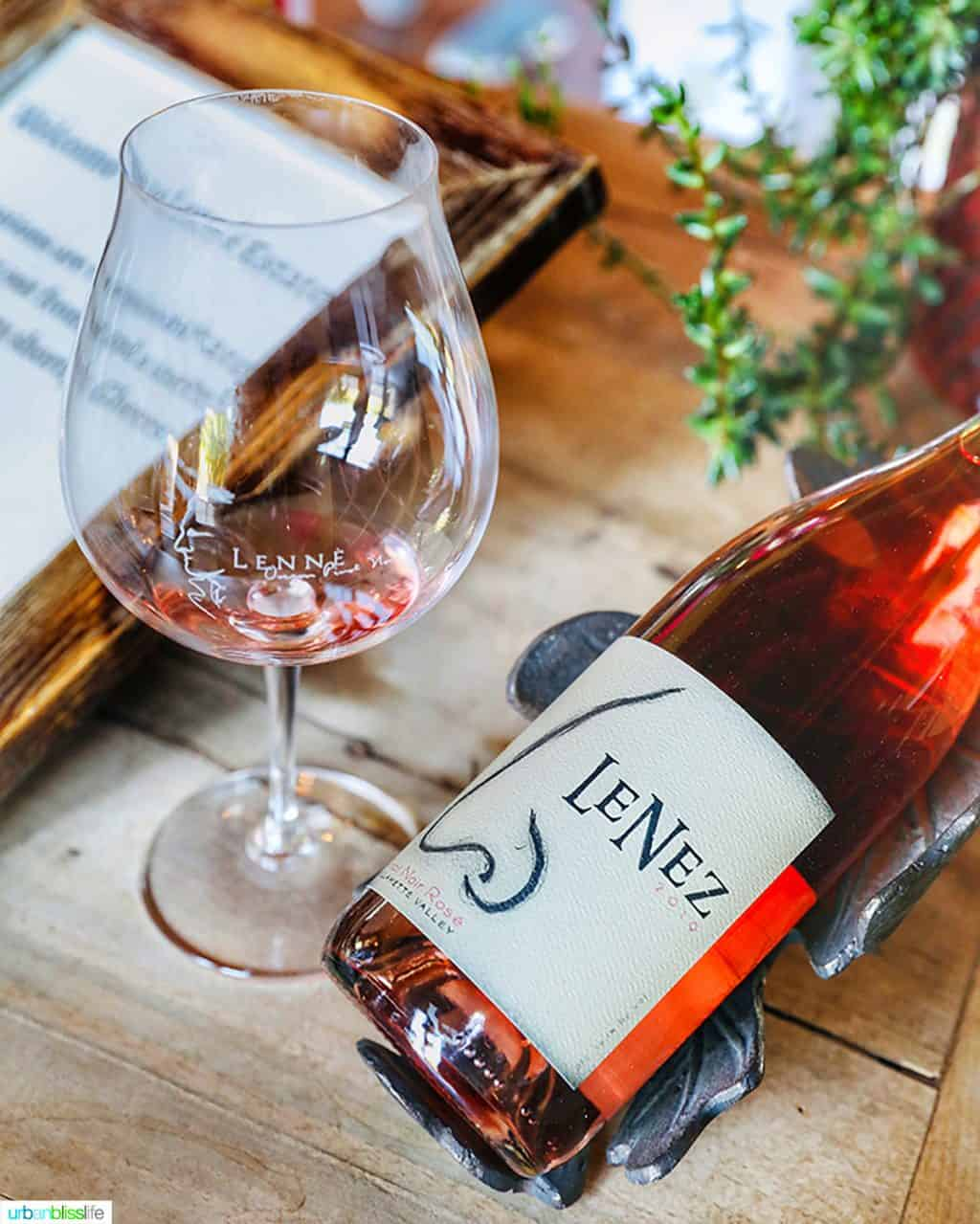 Lenné Estate 2019 Rosé
