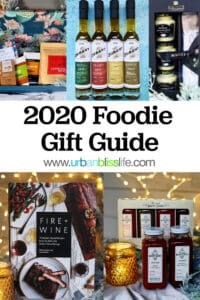 2020 Foodie Gift Guide main image