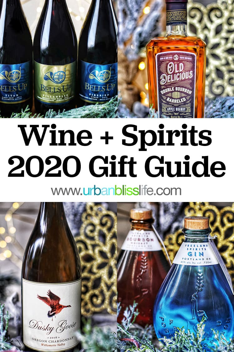 wine and spirits gift guide
